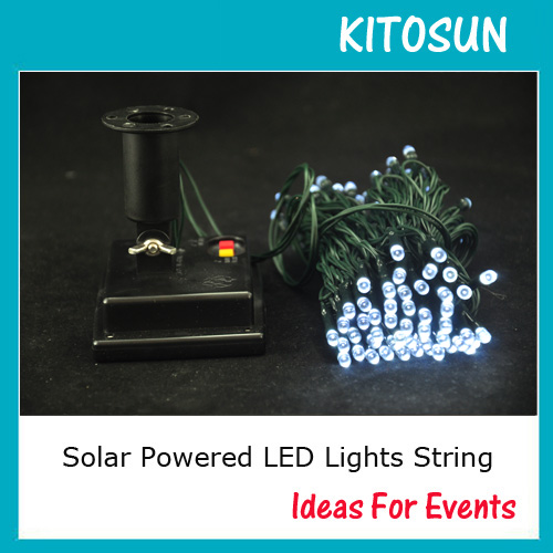 2pcslot 100 white led solar fairy lights outdoor garden light 2pcslot 100 white led solar fairy lights outdoor garden light magical christmas string lights holidays decor string lights mozeypictures Gallery