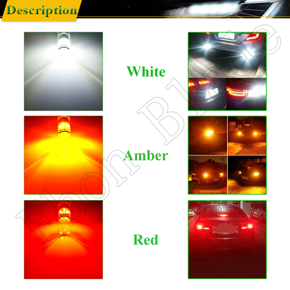 Image 5 - 2x T10 W5W 920 912 921 High Power 30W Extreme Bright Cree XBD Chips LED Bulbs For Car Parking Backup Reverse Light Lamp 12V 24V-in Signal Lamp from Automobiles & Motorcycles