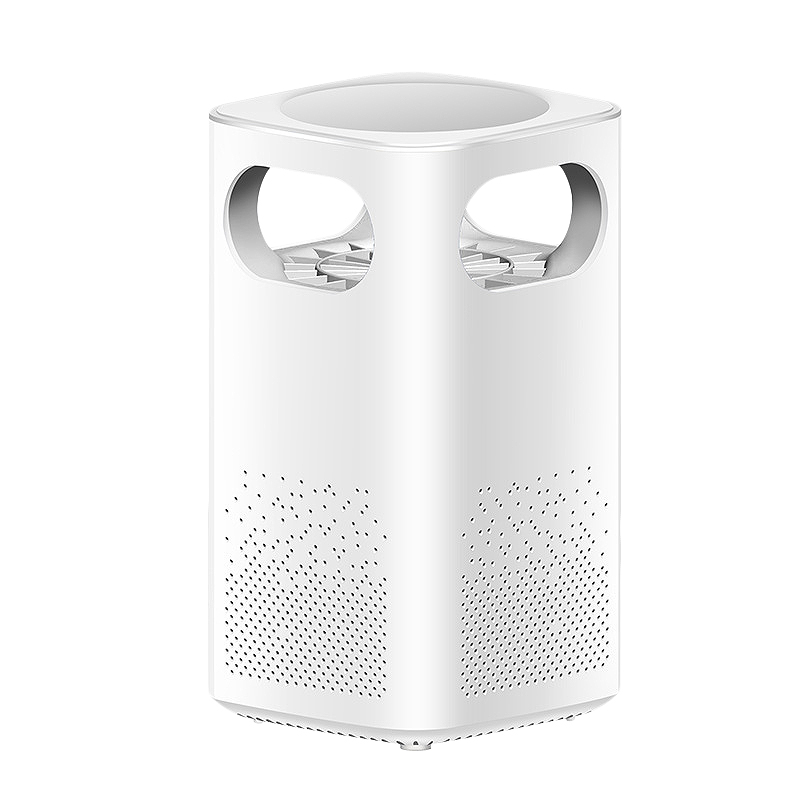Square Hollow Mosquito Repellent Lamp Led Household Mosquito Killer Light Catalyst Mosquito Lamp