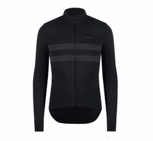 2047 NEW Cut SPEXCEL Top quality HV Autumn Winter thermal fleece Cycling Jersey long sleeve clothing for 8-20 deg ride
