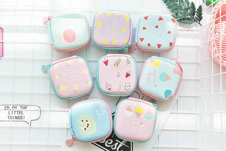 New Cute Electronic Digital Storage Bag Case For Earphone EVA Headphone Container USB Cable Earbuds Storage Box Pouch Bag Holder (9)