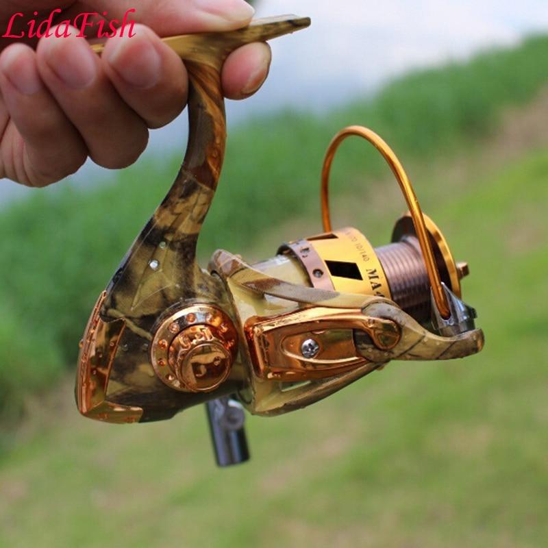 شحن مجاني MA2000-7000 سلسلة 12 + 1bb التخليص - صيد السمك