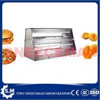 1 5 mt 2 schicht erwärmung display schaufenster hohe qualität elektrische kostwärmer display-in Küchenmaschinen aus Haushaltsgeräte bei