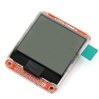 Tela LCD Tela 128X64 LCD12864 3.3-5 v Geral Fornecer programa de programa para programa ARDUINO STM32 C51 PCB ST7567 42*33.5mm