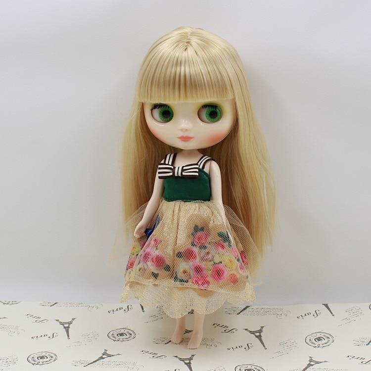 Middie Blythe Doll Multi-Color Hair 20cm 14