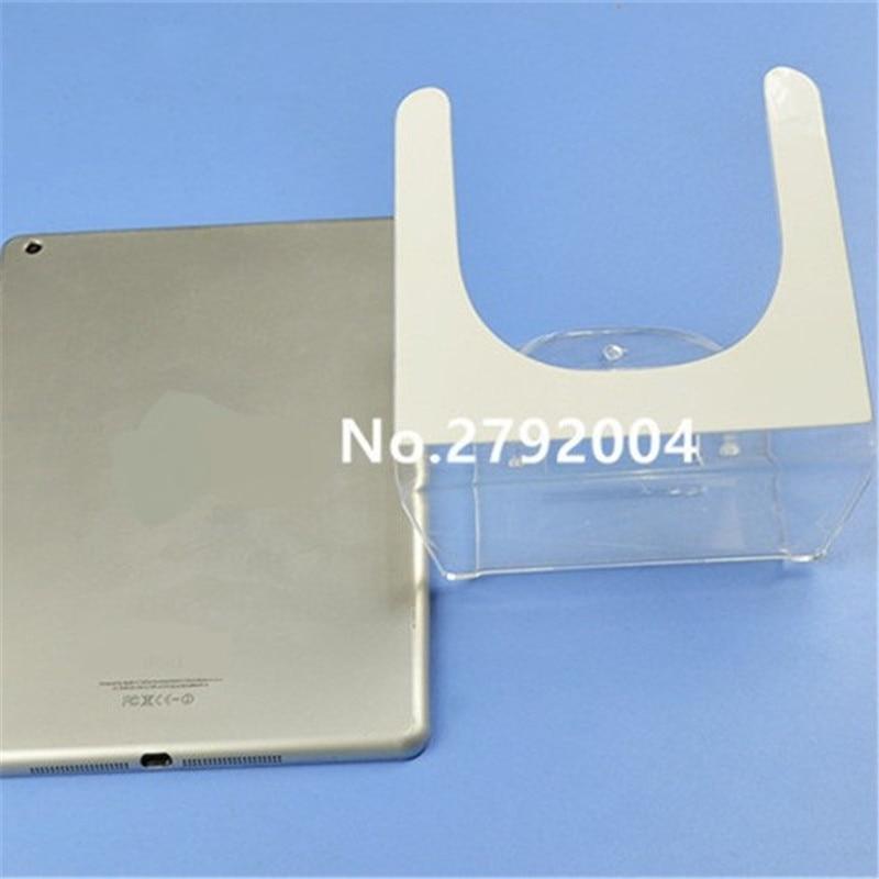 50 pcs lote para ipad acrilico expositor suporte acrilico transparente