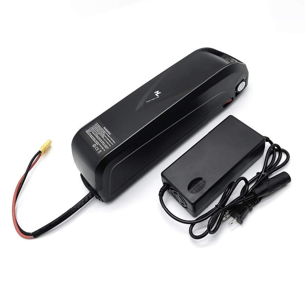 NO TAXES-EU e-bike battery 48v 17.5ah li ion battery pack bike conversion kit bafang 1000w include charger 1
