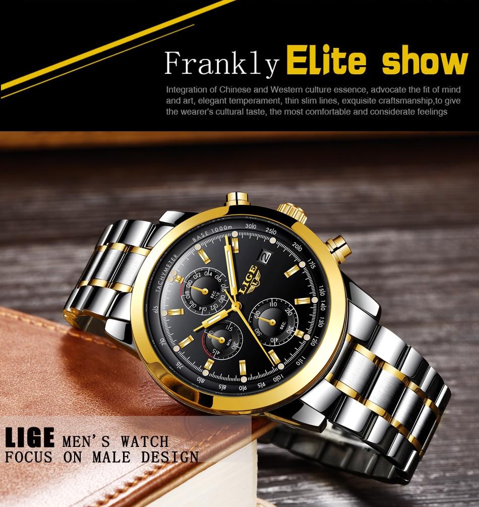 HTB1krADodnJ8KJjSszdq6yxuFXaV - LIGE Mens Watches Top Brand Luxury Business Quartz Watch stainless steel Strap Casual Waterproof Sport Watch Relogio Masculino
