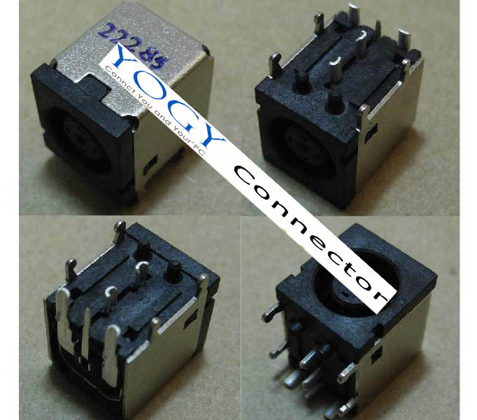 1x New DC Jack Connector fit for Dell Latitude D410 D420 D430 D530 ...