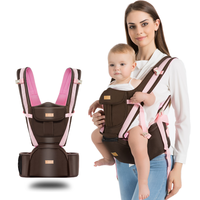 New Baby Infant Toddler Safety Carrier Baby Hipseat Baby Carrier Backpack Hipseat For Newborn And Prevent O-type Legs Baby Sling