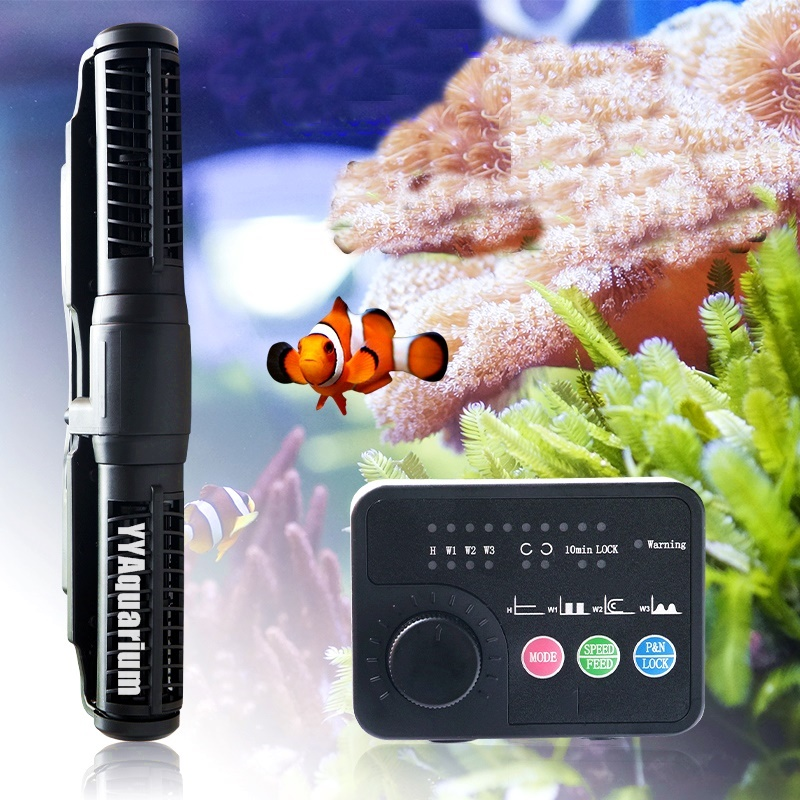 Jebao Jecod CP-55 croix débit vague fabricant pompe Aquarium 110-240 V CP40 mise à jour Version pompes puissantes pour poissons récif corail Marine