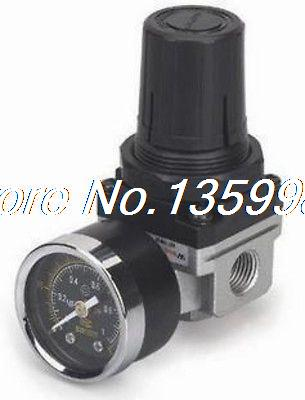3/4 BSPT Pneumatic Air Pressure Regulator 8000L/min Reg air regulator 1 ports for spray system air compressor 8000l min