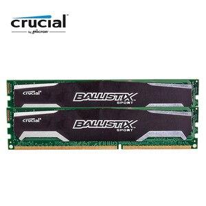 Image 3 - 重要な Ballistix スポーツ DDR3 8 グラム 1600MHZ 1.5V CL9 240pin PC3 12800 デスクトップメモリ Ram DIMM