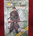 HOT 1/6 soldier toy The Vietnam War sniper 1:6 action figure Military model suit include head sculpt and body