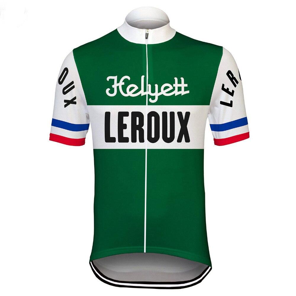 2017 nuevos hombres classic ciclismo jersey ropa ciclismo manga corta Equipo Verde ciclismo ropa maillot al aire libre Bicicleta Triatlón