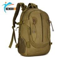 Unisex tırmanma sırt çantası Sırt Çantası Taktik assault paketi askeri çanta Erkek Su Geçirmez Seyahat Yürüyüş Avcılık Kamp Açık Spor
