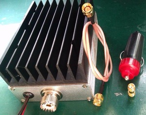 Image 5 - 25 Вт УВЧ радиоусилитель мощности, автомобильный радиоприемник, автоматическое преобразование