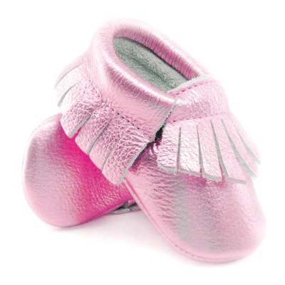 16color-New-Shine-Pink-Genuine-Leather-Baby-moccasins-First-Walkers-Soft-Rose-gold-Baby-girl-shoes-infant-Fringe-Shoes-0-30month-5