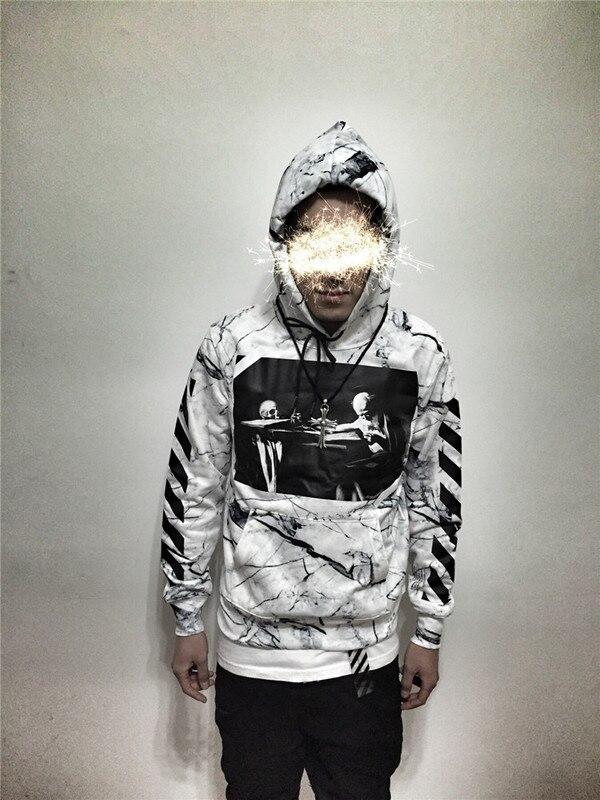 ec271ac26429 2015 autumn harajuku mens pullover off white religious tie dye burst crack  graphic hoodie men boys streetwear jacket-in Hoodies   Sweatshirts from  Men s ...