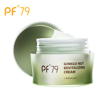 PF79 Ginkgo Biloba Extract Facial Cream Nut Revitalizing Cream Hydrating Refresh Skin Care Moisturizing Daily Face Cream все цены