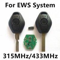 Remote Key 3 Buttons For BMW 325 330 318 525 530 540 E38 E39 E46 M5