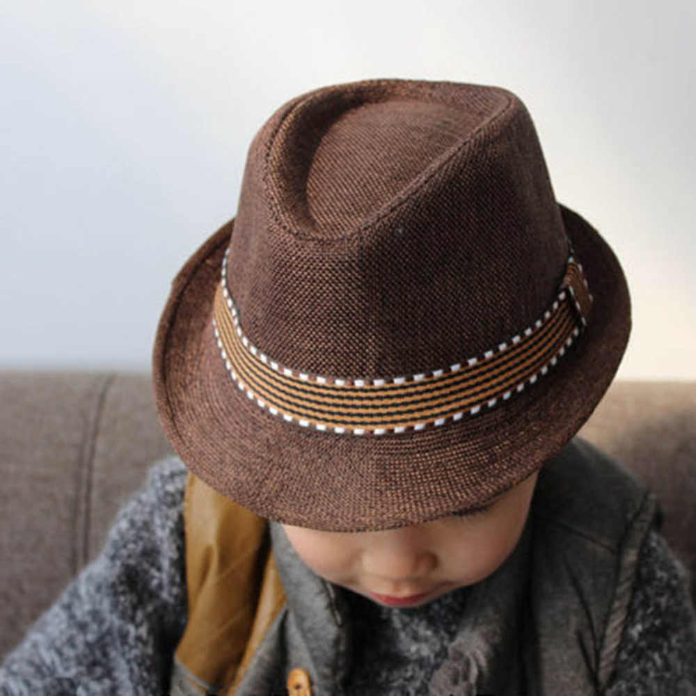 Cowboy Hats Caps Accessories Baby Pompom Beret Beanies Men New Child Gift for Boy Newborn Photography Props Clothing Set Bonnet