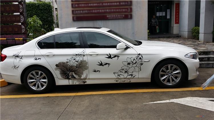 Online Get Cheap Unique Car Wraps Aliexpresscom Alibaba Group - Unique car decals stickers