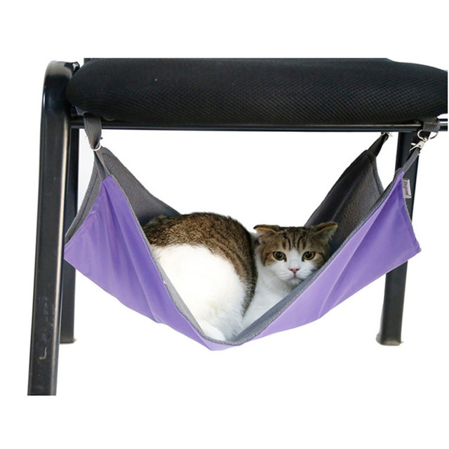 Hot Sale Pet Products Cat House Pet Sleeping Bag Oxford Cloth Cat Hammock Cat Bed Cat Sleeping Bag