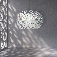Постмодерн светодиодный спальня подвесные светильники Лофт люстра Ресторан подвесные гостиная светильники Nordic подвесные светильники