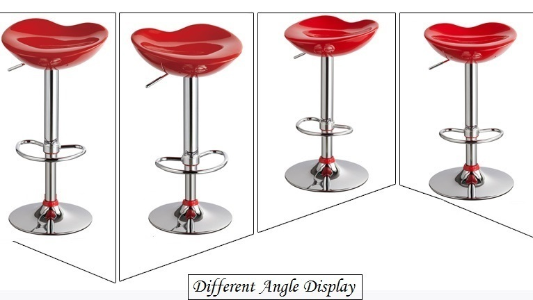 Red color coffee house stool restaurant hotel hall chair Registration desk white yellow color free shipping fishing chair picnic stool hotel hall red yellow blue green color pe materail pattan seat free shipping