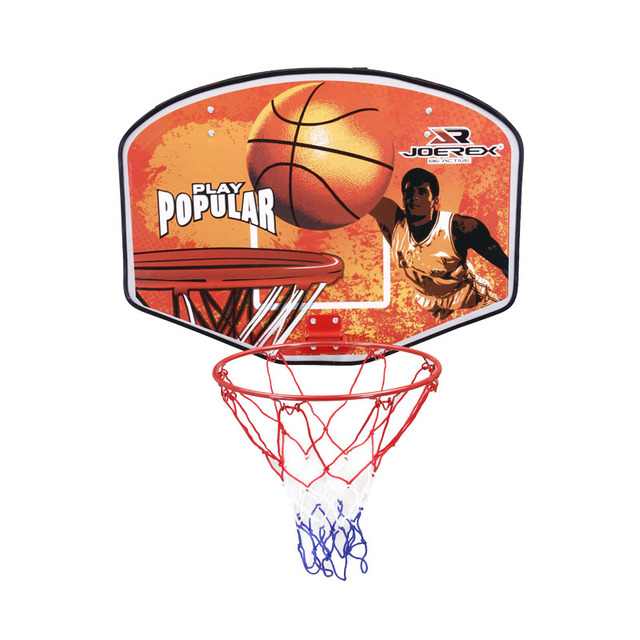 023670e6b9af Adjustable 6 inch Indoor Hanging Basketball Backboard Rim Basketball Box  Mini Basketball Board For Children Kids Game