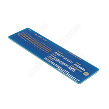 Raspberry pie ruler Raspberry pie reference board  Raspberry Pi 3B/2B/B+ GPIO Ruler