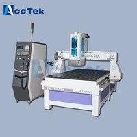 Высокая версия AccTek 1325 cnc маршрутизатор Китай Цена/cnc для pcb/cnc маршрутизатор комплект