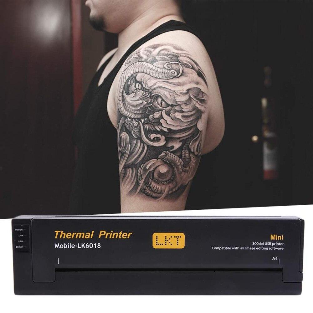 44Cheapest Portable Tattoo Transfer Machine Paper Maker Printer ... - Leichte Tattoos