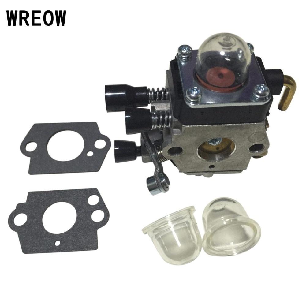 Rebuilt Kit Carburetor /& Air Filter Spare Parts For Sthil FS80 Replacement Set
