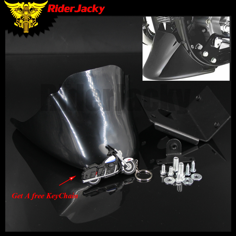 RiderJacky For Harley Sportster 1200 XL Iron 883 2004 2017 2012 2013 2014 2015 2016 Front