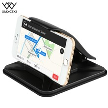 XMXCZKJ Mobile Phone Holder Car Clip Stand Universal Dashboard Desktop Mount Holder For iPhone Samsung Huawei GPS Bracket xmxczkj mobile phone holder car clip stand universal dashboard desktop mount holder for iphone samsung huawei gps bracket