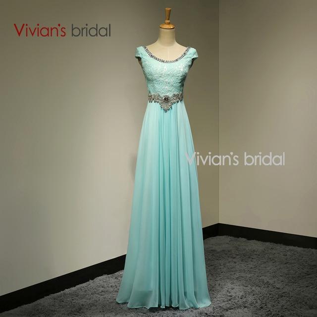 Beaded Cheap Bridesmaid Dresses Long under 50 Real Photo Chiffon Floor Length Dress for Bridesmaid brautjungfernkleid