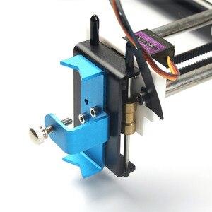 Image 5 - EleksMaker Mini XY 2 axes CNC Pen Plotter DIY Laser Drawing Machine Printer 28*20cm Engraving Accuracy 0.1mm
