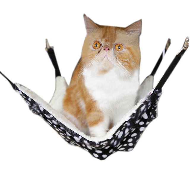 Ouneed hamac chat Polyester Pet Rat Rabbit Ferret Chinchilla Cat Hammock Bed Cover Bag Blankets*30 GIFT 2017 Drop