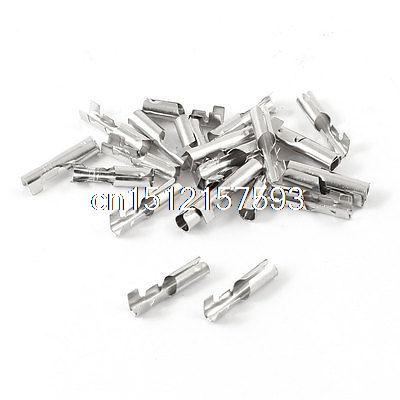 26pcs Female Pin Connector Terminals 3mm Pitch for Jumper Wire Cable rear wheel hub for mazda 3 bk 2003 2008 bbm2 26 15xa bbm2 26 15xb bp4k 26 15xa bp4k 26 15xb bp4k 26 15xc bp4k 26 15xd
