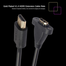для HD TV ЖК-ноутбук PS3 Проектор Удлинительный кабель HDMI от мужчины к женщине 0.3M / 0.6M / 1.2M