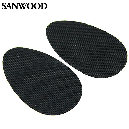 5 Pairs Sport Running Rubber Insoles For Feet Men Women Anti-Slip High Heel Shoes Sole Grip Protector Non-Slip Cushion Pads