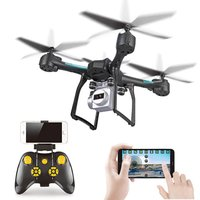 S31 Long Endurance Mini RC Drone with 1080P Camera One Key Return Altitude Holding Headless Mode 6 Axis Gyro RC Quadcopter Model