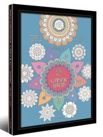 60 Page Mandala Adult Coloring Books Graffiti Drawing Panting Book For Children Adult Relieve Stress Libro