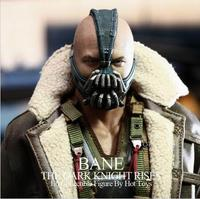 High Quality Cos Bane Mask Cos Batman Dark Knight Mask Halloween Horror Costume Ball Bane Helmet
