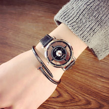 hollow exo watches simple Wrist Watch SF
