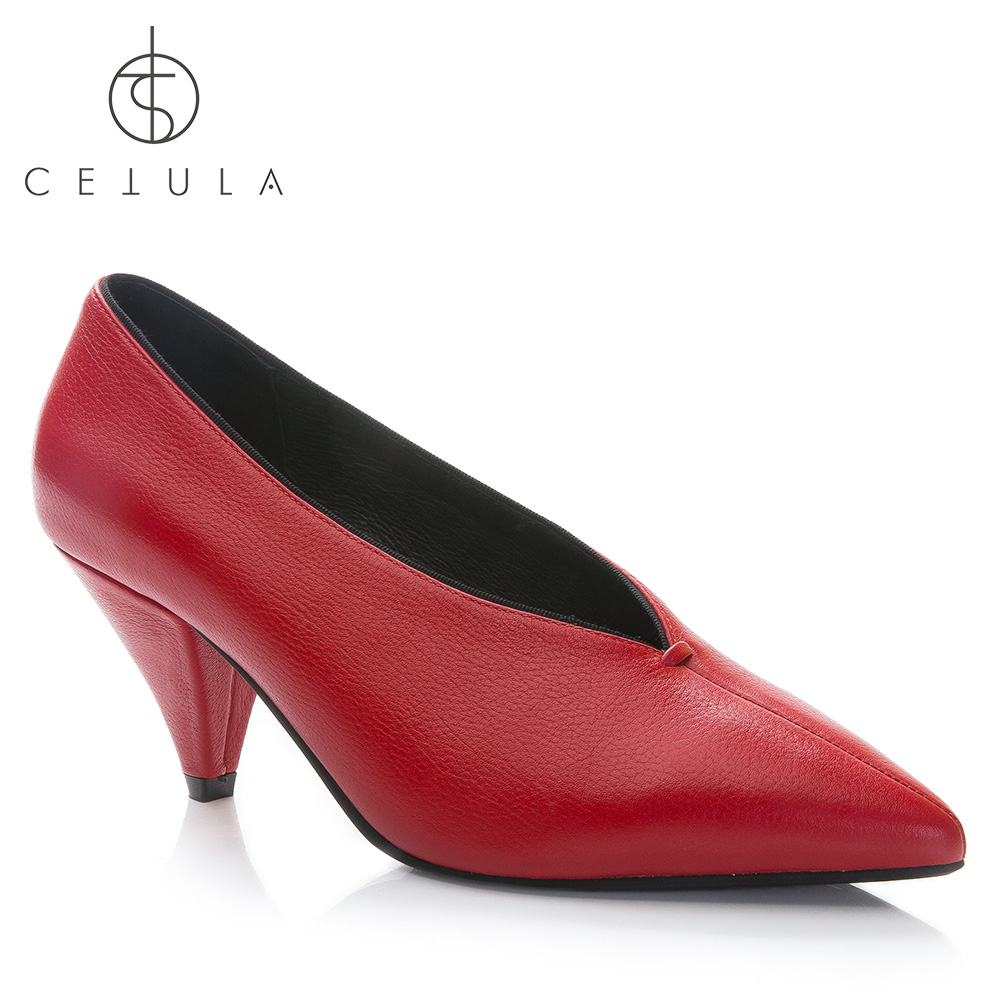 Cetula 2018 Handcrafted Dress / Office & Career / Wedding / Prom - Zapatos de mujer