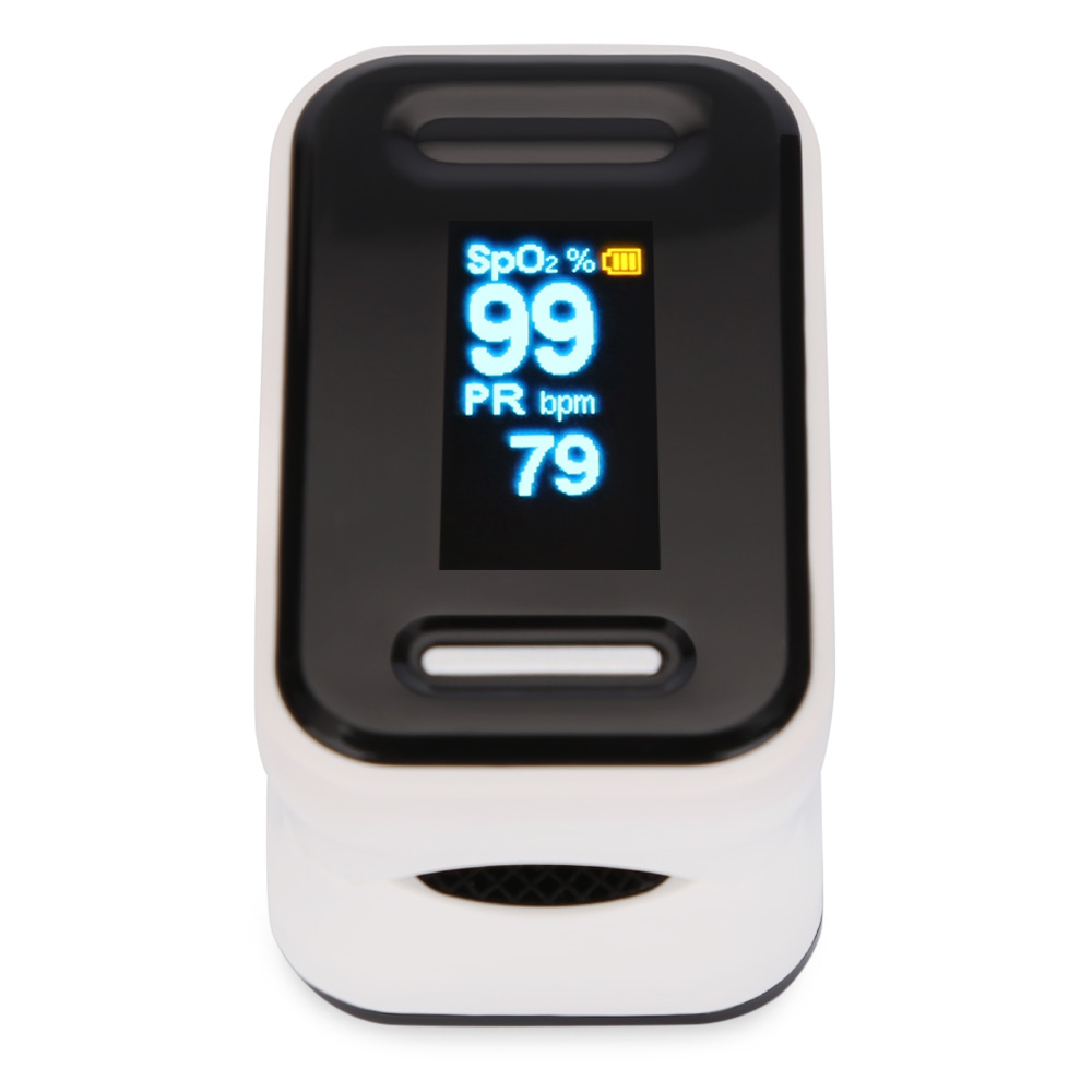 1 Pack Oled Display Family Fingertip Pulse Oximeter Spo2 Heart Rate Monitor In Blood Pressure From Beauty Health On Alibaba Group