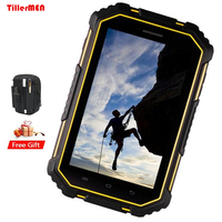 GIFTS 32GB Original Rugged Tablet PC Phone M16 Quad Core 4G LTE 7 IP67 Outdoor Shockproof